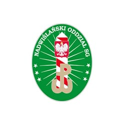 Logo Nadwiślański oddział SG