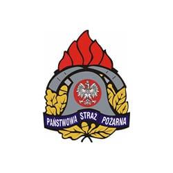 Logo Państwowa straż pożarna
