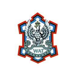 Logo Wojskowa Akademia